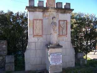 Monumento a doña Lambra